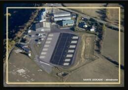 66  SAINTE  LEOCADIE  -  Aerodrome ... Batiments - Sonstige Gemeinden