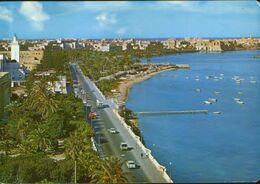 Libya - Postcard Used  - Tripoli - Adrian Belt Street - 2/scans - Libyen