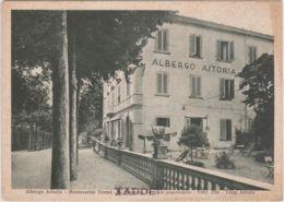 1939-Pistoia Albergo Astoria Montecatini Terme Viaggiata - Pistoia