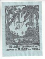 Ex Libris.105mmx145mm. - Bookplates