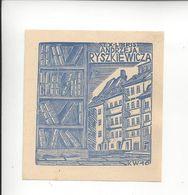 Ex Libris.70mmx70mm. - Bookplates
