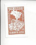 Ex Libris.40mmx55mm. - Bookplates