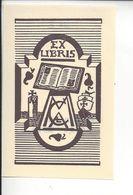 Ex Libris.55mmx80mm. - Bookplates