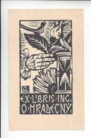 Ex Libris.70mmx110mm. - Bookplates