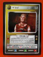 Star Trek CCG (The Motion Picture) - Personnel Non Aligned – Sarod (common) - Star Trek