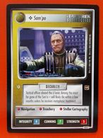 Star Trek CCG (The Motion Picture) - Personnel Non Aligned – Sam'po (common) - Star Trek
