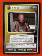 Star Trek CCG (The Motion Picture) - Personnel Non Aligned – Rae'alin (common) - Star Trek