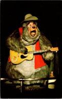 "Florida Orlando Walt Disney World The Country Bear Jamboree ""Big Al"" 1981 - Orlando"