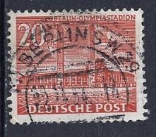 Allemagne Berlin - Germany - Deutschland 1949 Y&T N°35 - Michel N°49 (o) - 20p école De Charlottenbourg - Oblitérés