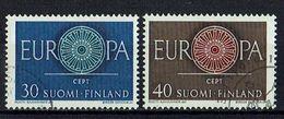 Mi. 525/526 O - Finland
