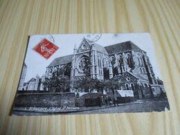 CPA Saint-Nazaire (44).L'église St Nazaire. - Saint Nazaire