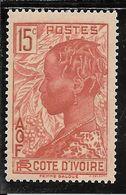 COTE D' IVOIRE  N°114 ** TB SANS DEFAUTS - Nuovi