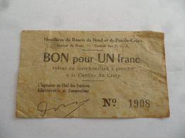 (Restrictions - Rationnement Margarine, 1941)  -  Bon De Matière Grasse - 19 Kg........voir Scans - Sammlungen