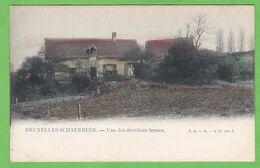 SCHAERBEEK   -   Une Des Dernières Fermes - Schaarbeek - Schaerbeek