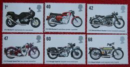 Britische Motorräder Motorcycles (Mi 2315-2320) 2005 POSTFRIS MNH ** ENGLAND GRANDE-BRETAGNE GB GREAT BRITAIN - 1952-.... (Elizabeth II)