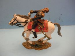 NAPOLEON Figurine En Plomb CAULAINCOURT 1812 La MOSKOWA (6 Photos) - Militaires