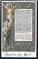 Priez Pour. Henry Edouard. Epoux. Thomas Math. ° Mont-sur-Marchienne 1812 † Mont-sur-Marchienne 1890 (2 Scan's) - Religione & Esoterismo