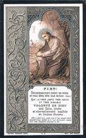 Souvenir. Dewael Marie. Van Eecke Charles. ° Rexpoede 1810 † Rexpoede 1888  (2 Scan's) - Religione & Esoterismo