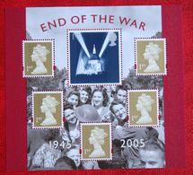 End Of The War (Mi 2314 1691) 2005 POSTFRIS MNH ** ENGLAND GRANDE-BRETAGNE GB GREAT BRITAIN - 1952-.... (Elizabeth II)