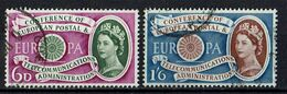 Mi. 341/342 O - 1952-.... (Elizabeth II)