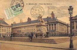 BRUXELLES - Place Des Martyrs - Squares