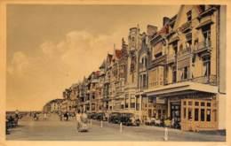 DUINBERGEN - Digue (côté Ouest) - Knokke
