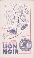 BUVARD - LION NOIR - CIRAGE CREME POUR CHAUSSURES - Chaussures