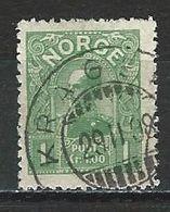 Norwegen Mi 67 O 29.2.1908 (leap Day) - Usati