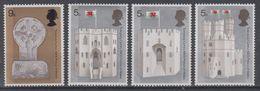 GREAT BRITAIN 1969 TYWYSOG CYMRU PRINCE CHARLES OF WALES - 1952-.... (Elisabetta II)