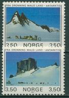 Norwegen 1985 Norwegische Antarktisexpedition 918/19 Postfrisch - Norvegia