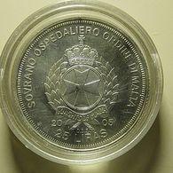 Malta 25 Liras 2005 Silver Proof - Malta