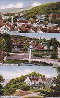 AK Bad Liebenstein - Stahlquelle Schloss Altenstein - Ca. 1910/20 (51548) - Bad Liebenstein