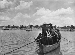SUR LE FLEUVE DU MEKONG - PHNOM PENH - Kambodscha