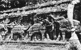 ANGKOR THOM - TERRASSE DES ELEPHANTS - Kambodscha