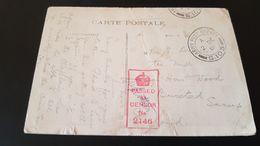 Roubaix - Feldpost - Army Post Office - Censure - Militaria