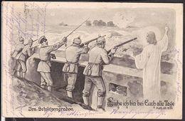 Postkarte Felpdost 1915 - War 1914-18