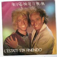 "Righeira (1985)  ""L'estate Finendo"" - Vinyles"