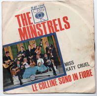 """The Minstrels (1964)  """"Le Colline Sono In Fiore"""" - Vinyles"""
