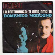 """Domenico Modugno (anni 70  """"La Lontananza"""" - Vinyles"""