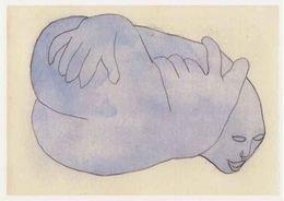 Cpm 1741/2002 ERGON - Étreinte - Nu Féminin - Érotique - Érotisme - Artiste Peintre - Illustrateur - Ergon