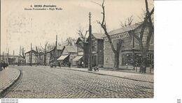 51 . Marne :  Reims ( Provisoire ) : Hautes Promenades . - Reims