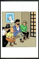 """TINTIN. D'après L'album: """"Tintin En Amérique"""". - Comics"""