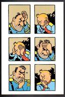 """TINTIN. D'après L'album: """"L'oreille Cassée"""". - Comics"""