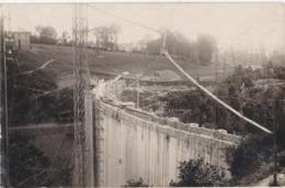 Carte Photo - MALMEDY - Ca. 1925 - Barrage - Waimes - Weismes