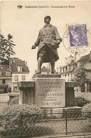 LUBERSAC - MONUMENT AUX MORTS - Sonstige Gemeinden