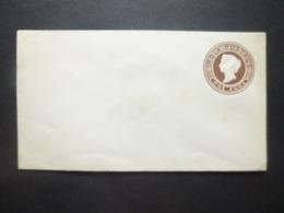 India QV Prepaid One Anna Envelope SMALL Size - Ohne Zuordnung
