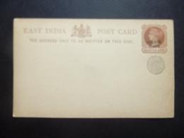 East India OP Chamba State Victorian EMBLEM Quarter Anna MINT - Ohne Zuordnung