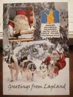 Husky, Siberian Husky, Sled Dog, Sledding - Dog, Chien, Perro Hound, Hund. Finland, Lapland, Santa Claus - Honden