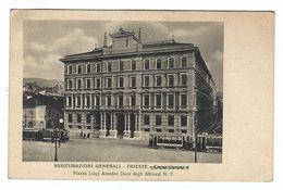 CLB240 -  TRIESTE ASSICURAZIONI GENERALI 1941 - Trieste (Triest)