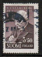 FINLAND  Scott # 246 VF USED (Stamp Scan # 721) - Finland